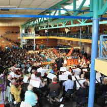Konzert - Silversand Primary School Kapstadt, Südafrika, 2010