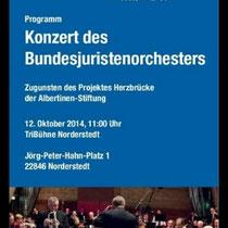 Konzert - Norderstedt, 2014
