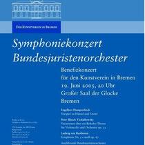 Konzert Bremen, 2005