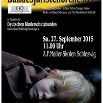 Konzert Schleswig, 2015