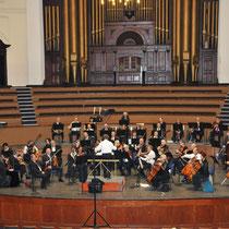 Konzert - City Hall Kapstadt, Südafrika, 2010