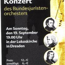 Konzert Dresden, 2004
