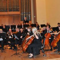 Konzert - Endler Hall Stellenbosch, Südafrika, 2010