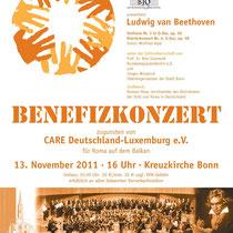 Konzert Bonn, 2011