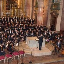 Konzert - Jesuitenkirche Wien, 2016
