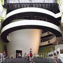 Eingangsbereich Klimahaus