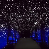 Sternenhimmel im Übergang
