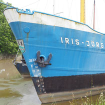 Küstenmodotrschiff Iris-Jörg