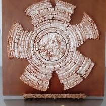 Mural Ceramica Bardena Pura 2