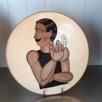 PLato ceramica 2