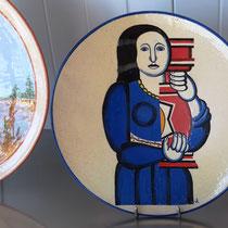 PLato ceramica 5
