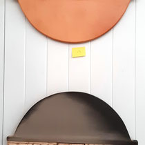 mural ceramica redondo