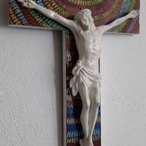 crucifijo decorado