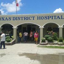 das Krankenhaus von Mindoro