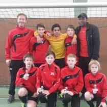 Sieger VfL Kassel D-Jugend