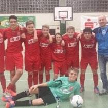 Sieger C-Jugend TSG Hofgeismar
