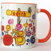 Tasse-mit-Namen-Judith-personalisierte-Geschenke-Namenstassen