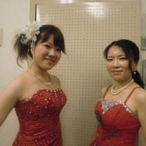 二台ピアノ リンダラハ 姉妹