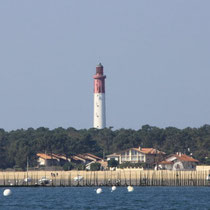 le phare du cap Ferret( B. Lasserre)