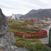 Au pays des Inuits