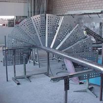 Treppe Ellenberger Metallbau AG