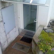 Hochwasserschutz Ellenberger Metallbau AG