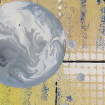 génération. zoom7 - daluz galego peinture tableau abstrait abstraction