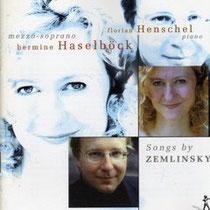 Songs by Zemlinsky Florian Henschel, piano Bridge Records (2003)