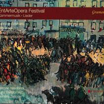 Entarte Music - Songs and Chambermusic by female composers: Henriette Bosmans , Charlotte Schlesinger, Vally Weigl, Viteszlava Kapralova - Haselböck, Zeilinger, Bartolomey