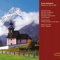 Schubert: Es Dur Messe Martin Sieghart, Dirigent Label: Gramola, 2008