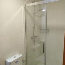 Reforma de cuarto de baño en San Sebastian por Reformas Javier Lobera