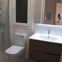 baño,reforma integral San Sebastian