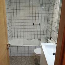 reforma de cuarto de baño en San Sebastián