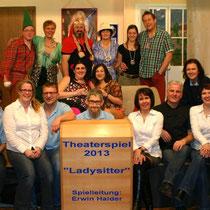 """TF 2013 - """"Ladysitter"""" von Bernd Spehling"""