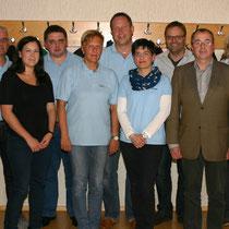 Theaterfreunde_Vorstandschaft ab 2012