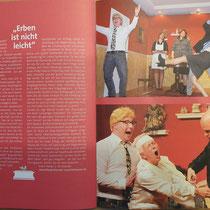 TF 2019 - Erben ist nicht leicht - Theaterspiegel Bericht 2019