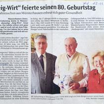 """TF_80. GB Ernst Fahrenschon - unser ehemaliger """"Steig-Wirt"""""""