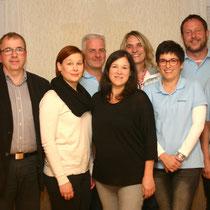 TF 2015 - Vorstandschaft ab 23-11-2015  Es fehlt: Willi Fendt