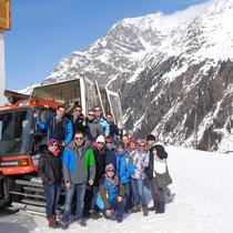 TF 2015 - Pitztal Skiwochenende