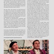 Theaterfreunde Münsterhausen _Der Vampir von Münsterhausen_Bayerischer Theaterspiegel 2020
