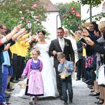 TF 2013 - Hochzeit Melanie Eichinger geb. Gaa und Thomas Eichinger