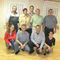 Theaterfreunde_2003 Gründungsvorstandschaft