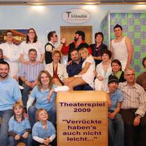 """TF 2009 - """"Verrückte haben's auch nicht leicht"""""""