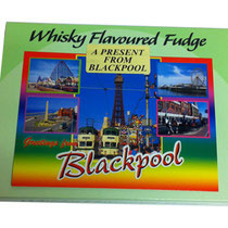 Whiskey Flavoured Fudge
