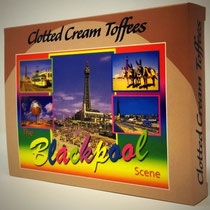 Clotted Cream Toffees