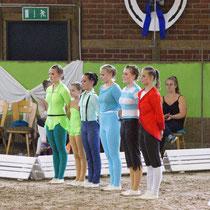 """Das Juniorteam zeigte seine Kür zum Thema """"Peter Pan""""."""