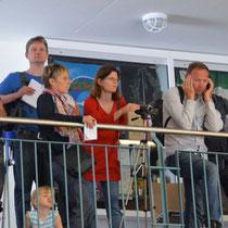 P1 - Zuschauer mit Mamis Papis und Grosseltern