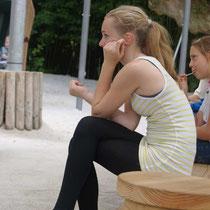 Ausflug Europapark 2011 -  Rahel
