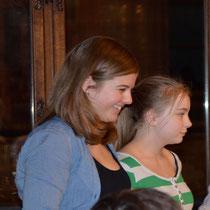 Ehrung Laura und Nicole - GV BTV Basel 2013