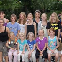 Ausflug Europapark 2011 -  Gruppenfoto